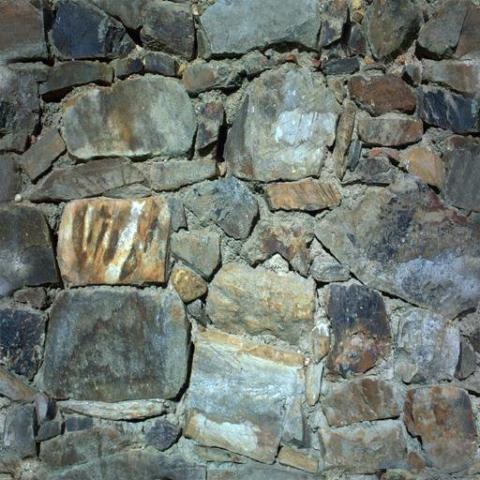 Stone wall Sketchup Textures Sketchuptut unofficial resource site ...