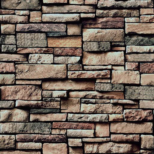 Stone wall texture sketchup warehouse type036 | Sketchuptut | unofficial resource site for ...